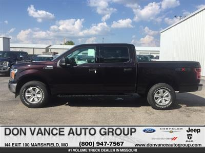 2018 F-150 Crew Cab 4x4 Pickup #27748 - photo 1