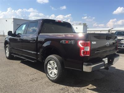 2018 F-150 Crew Cab 4x4 Pickup #27748 - photo 2