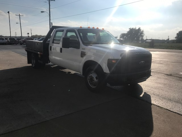 2008 F-350 Crew Cab DRW Platform Body #27751A - photo 5