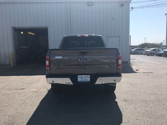 2018 F-150 Crew Cab 4x4 Pickup #27788 - photo 8