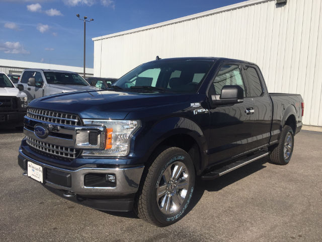 2018 F-150 Super Cab 4x4 Pickup #27800 - photo 3