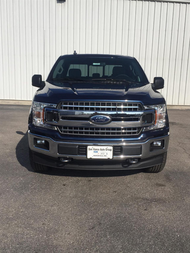 2018 F-150 Super Cab 4x4 Pickup #27800 - photo 4