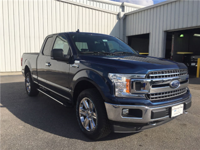 2018 F-150 Super Cab 4x4 Pickup #27800 - photo 5