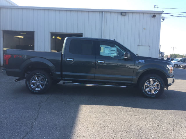 2018 F-150 Crew Cab 4x4, Pickup #27808 - photo 7