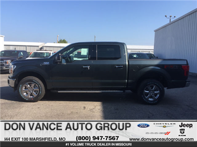 2018 F-150 Crew Cab 4x4, Pickup #27808 - photo 1