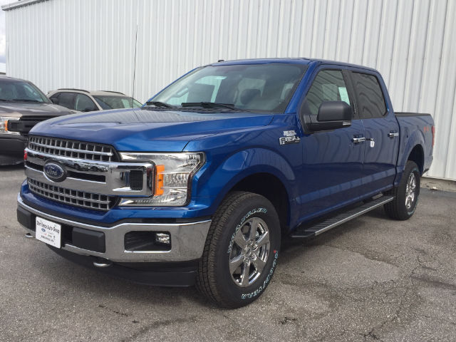 2018 F-150 Crew Cab 4x4, Pickup #27809 - photo 3