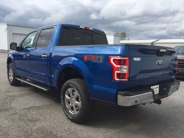 2018 F-150 Crew Cab 4x4, Pickup #27809 - photo 2