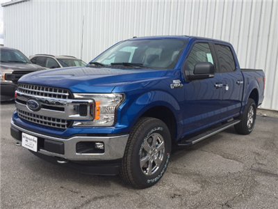 2018 F-150 SuperCrew Cab 4x4,  Pickup #27809 - photo 3