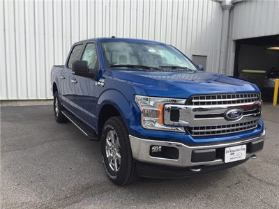 2018 F-150 SuperCrew Cab 4x4,  Pickup #27809 - photo 5
