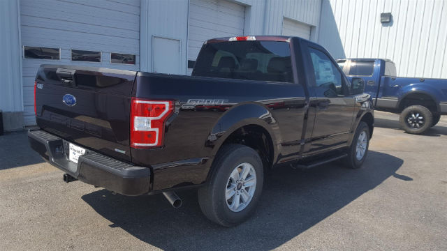 2018 F-150 Regular Cab Pickup #27828 - photo 7