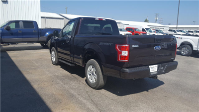 2018 F-150 Regular Cab Pickup #27828 - photo 2