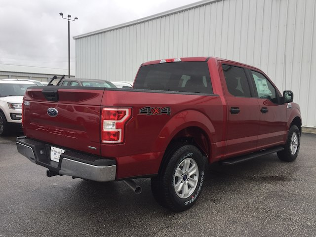 2018 F-150 Crew Cab 4x4, Pickup #27831 - photo 7