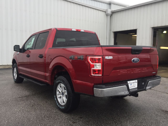 2018 F-150 Crew Cab 4x4, Pickup #27831 - photo 2