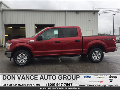 2018 F-150 Crew Cab 4x4, Pickup #27831 - photo 1