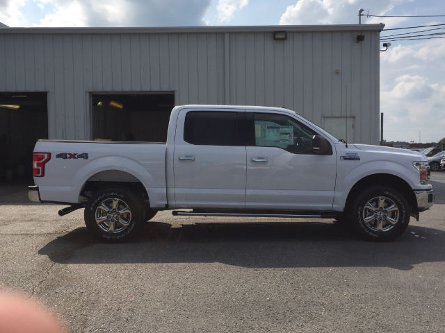 2018 F-150 SuperCrew Cab 4x4,  Pickup #27842 - photo 6