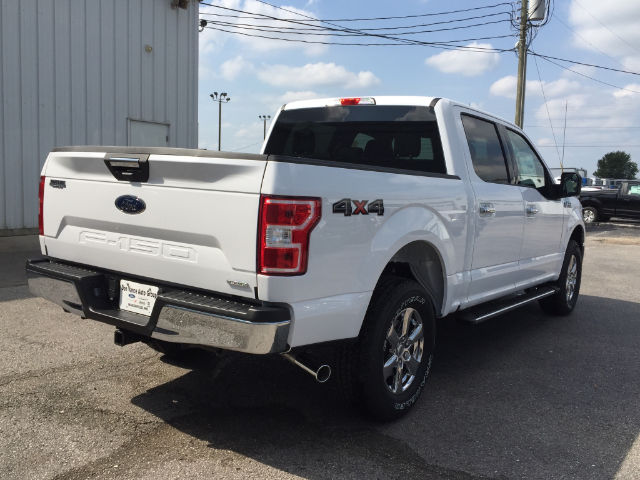 2018 F-150 SuperCrew Cab 4x4,  Pickup #27842 - photo 7
