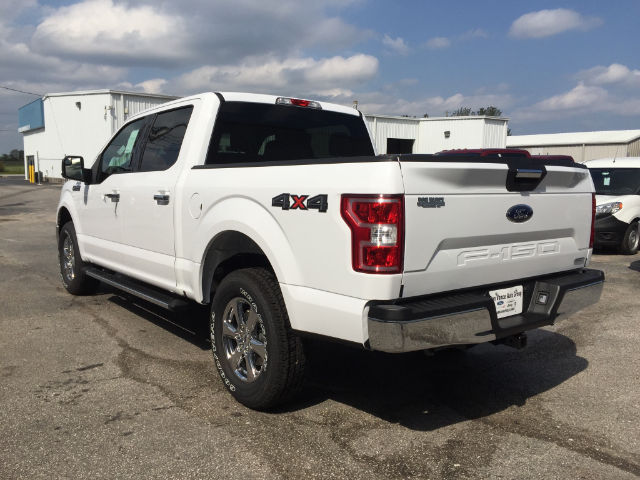 2018 F-150 SuperCrew Cab 4x4,  Pickup #27842 - photo 2