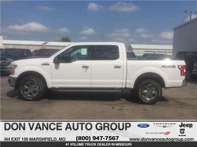 2018 F-150 SuperCrew Cab 4x4,  Pickup #27842 - photo 1