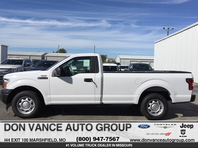 2018 F-150 Regular Cab Pickup #27869 - photo 1