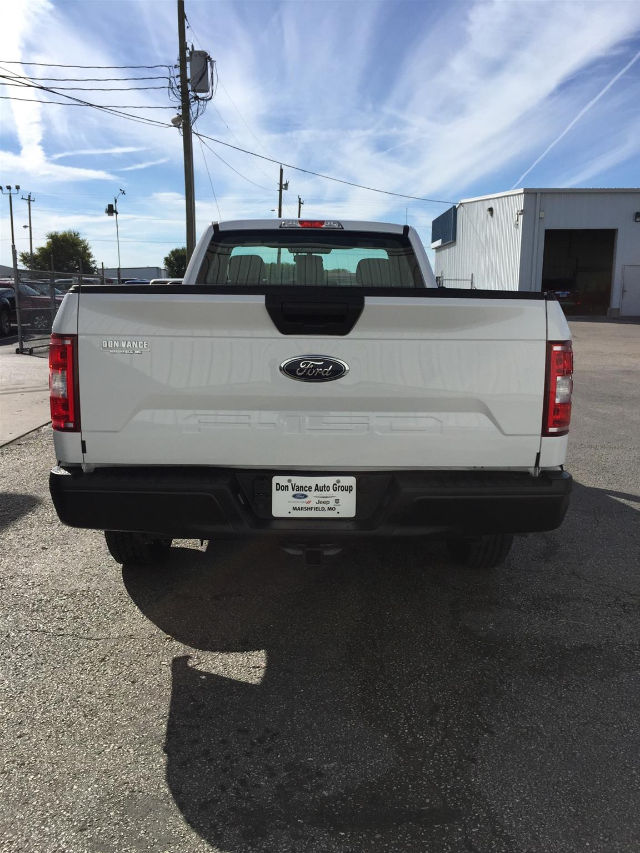 2018 F-150 Regular Cab Pickup #27869 - photo 8