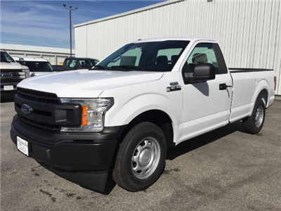 2018 F-150 Regular Cab Pickup #27869 - photo 3