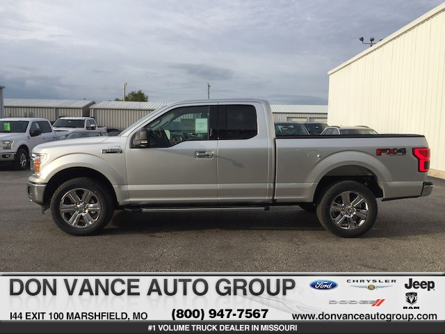 2018 F-150 Super Cab 4x4, Pickup #27918 - photo 1