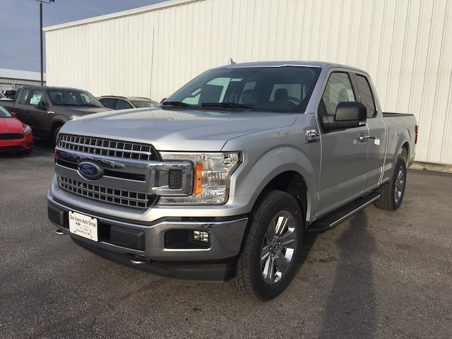 2018 F-150 Super Cab 4x4, Pickup #27918 - photo 3