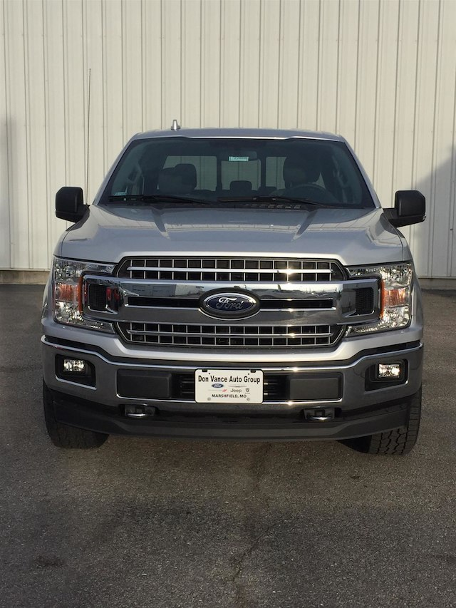 2018 F-150 Super Cab 4x4, Pickup #27918 - photo 4
