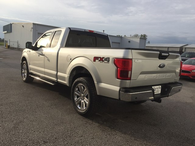 2018 F-150 Super Cab 4x4, Pickup #27918 - photo 2