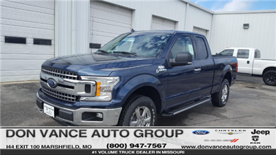 2018 F-150 Super Cab 4x4 Pickup #27919 - photo 1