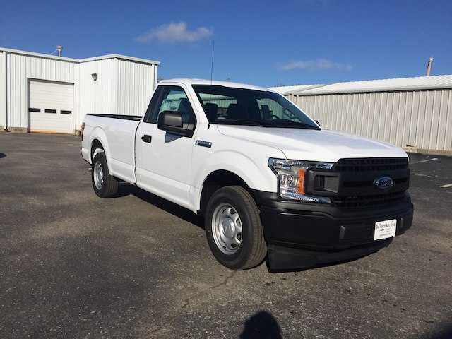 2018 F-150 Regular Cab 4x2,  Pickup #27979 - photo 5