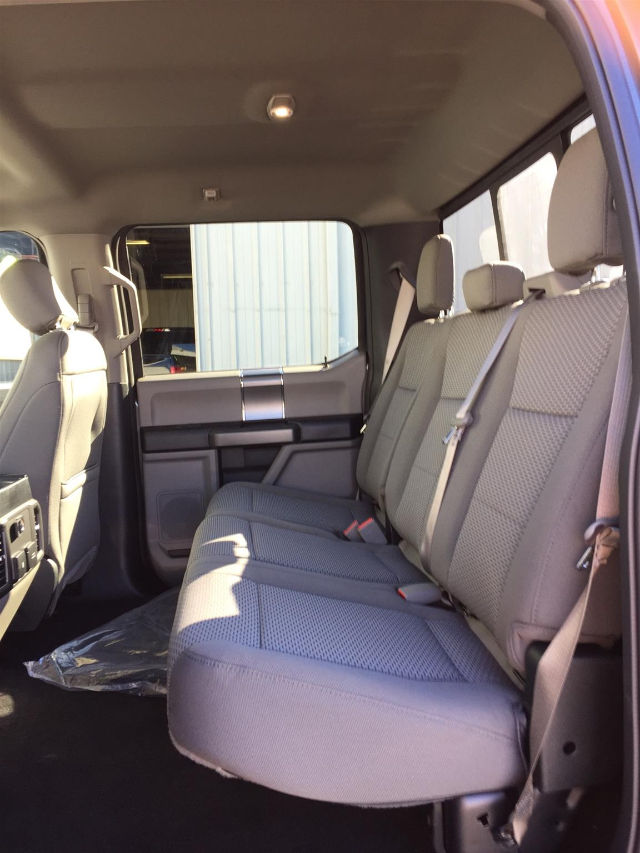 2018 F-150 SuperCrew Cab 4x4, Pickup #27995 - photo 14