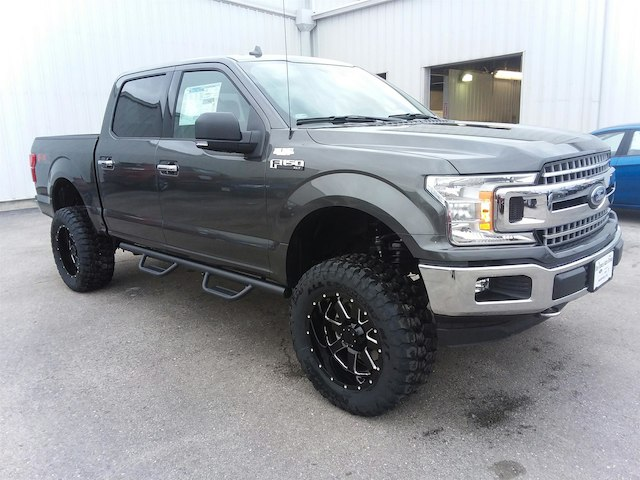 2018 F-150 SuperCrew Cab 4x4, Pickup #27995 - photo 20