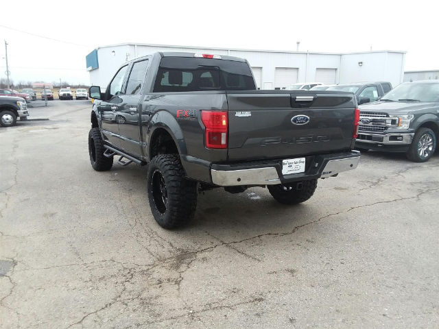2018 F-150 SuperCrew Cab 4x4, Pickup #27995 - photo 25