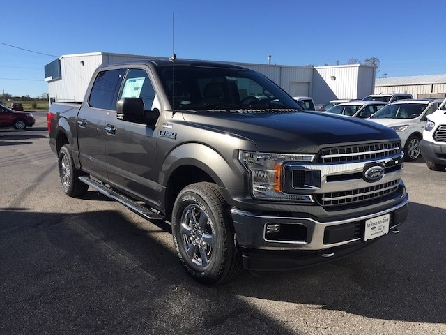 2018 F-150 SuperCrew Cab 4x4, Pickup #27995 - photo 5