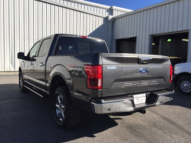 2018 F-150 SuperCrew Cab 4x4, Pickup #27995 - photo 2