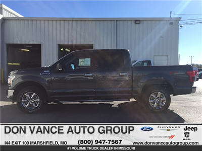 2018 F-150 SuperCrew Cab 4x4, Pickup #27995 - photo 1