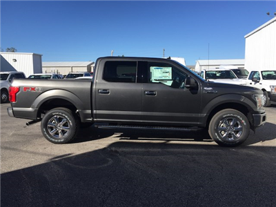 2018 F-150 SuperCrew Cab 4x4, Pickup #27995 - photo 6