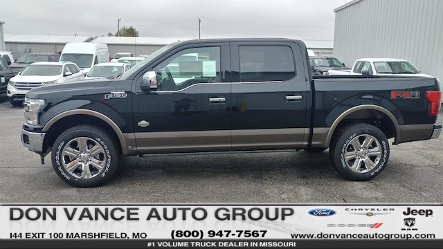 2018 F-150 SuperCrew Cab 4x4, Pickup #28006 - photo 1
