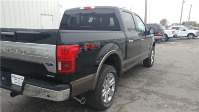 2018 F-150 SuperCrew Cab 4x4, Pickup #28006 - photo 7