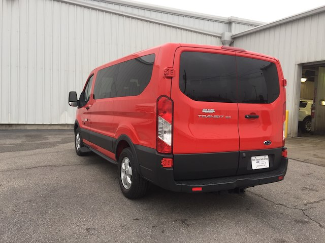 2018 Transit 150 Low Roof Passenger Wagon #28054 - photo 2