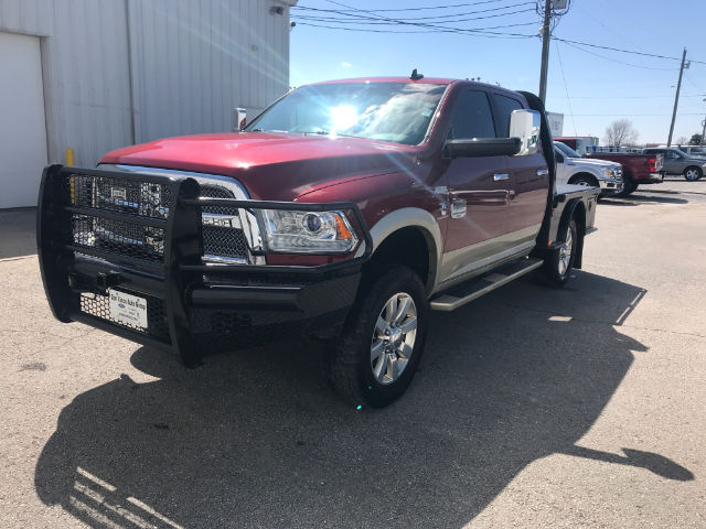 2014 Ram 2500 Crew Cab 4x4, Platform Body #28064B - photo 3