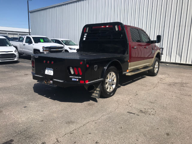 2014 Ram 2500 Crew Cab 4x4, Platform Body #28064B - photo 7