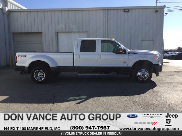 2016 F-350 Crew Cab DRW 4x4,  Pickup #28080A - photo 1