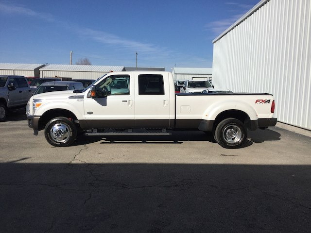 2016 F-350 Crew Cab DRW 4x4,  Pickup #28080A - photo 5