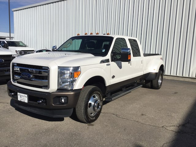 2016 F-350 Crew Cab DRW 4x4,  Pickup #28080A - photo 6
