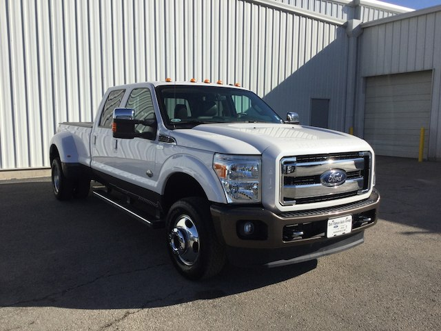 2016 F-350 Crew Cab DRW 4x4,  Pickup #28080A - photo 8