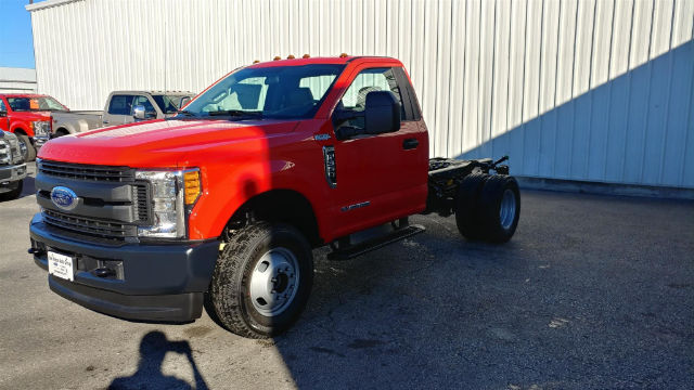 2017 F-350 Regular Cab DRW 4x4, Cab Chassis #28096 - photo 3