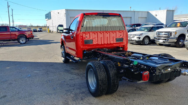 2017 F-350 Regular Cab DRW 4x4, Cab Chassis #28096 - photo 2