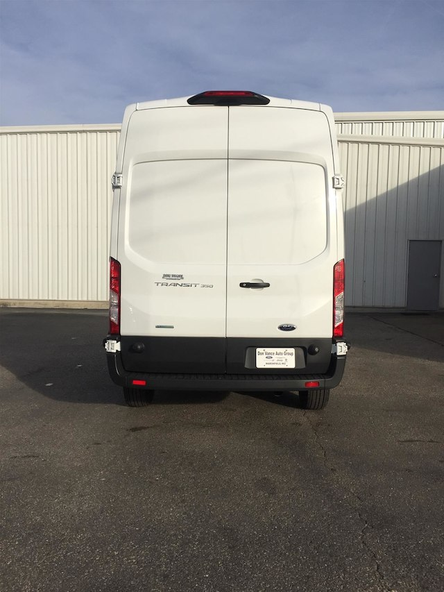 2018 Transit 350 High Roof 4x2,  Empty Cargo Van #28112 - photo 9